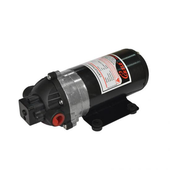 Diaphragm high pressure pump